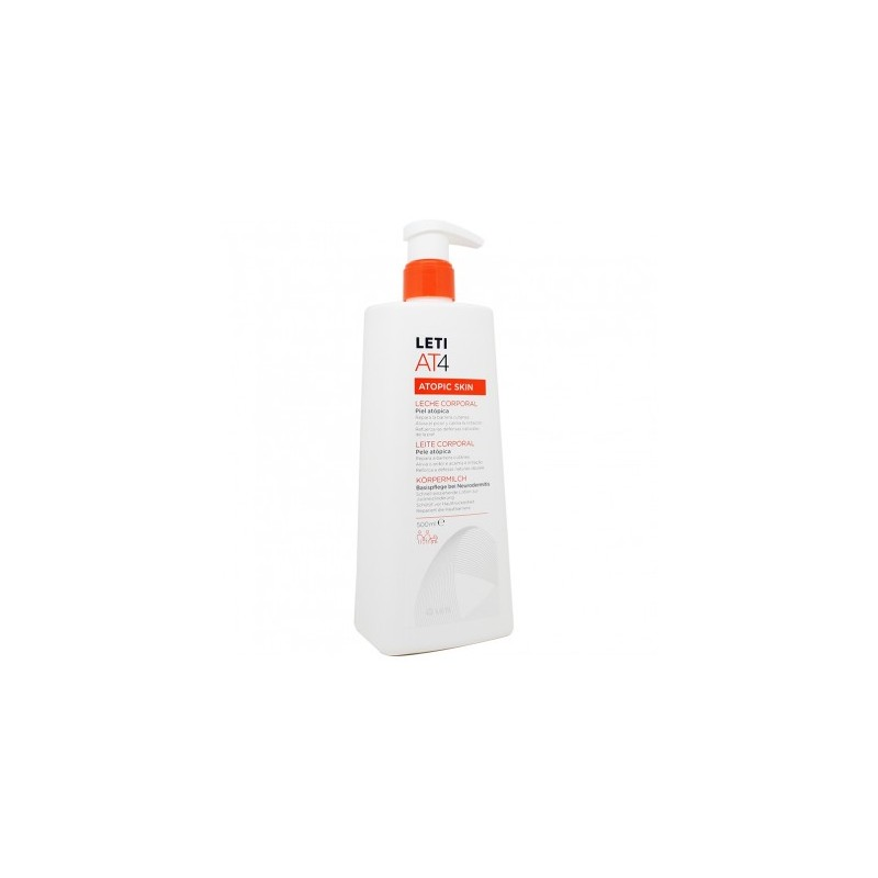 LETI AT4 LECHE CORPORAL 500ML