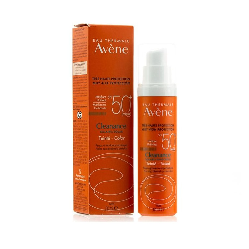 AVENE CLEANANCE SOLAR COLOR...