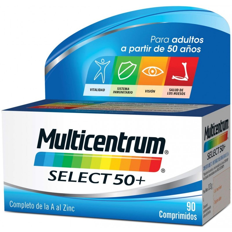 MULTICENTRUM SELECT 50+ 90...