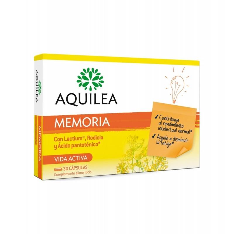 AQUILEA MEMORIA 30 CAPSULAS