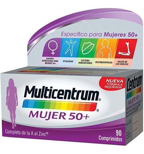 MULTICENTRUM MUJER 50+ 90 COMP