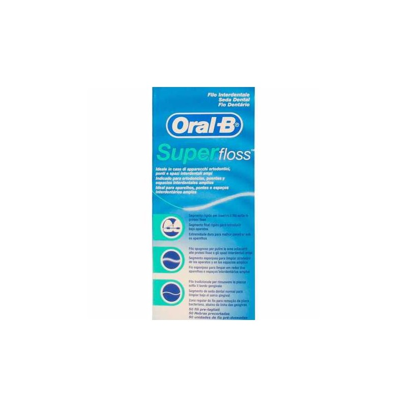 ORAL-B HILO DENTAL...
