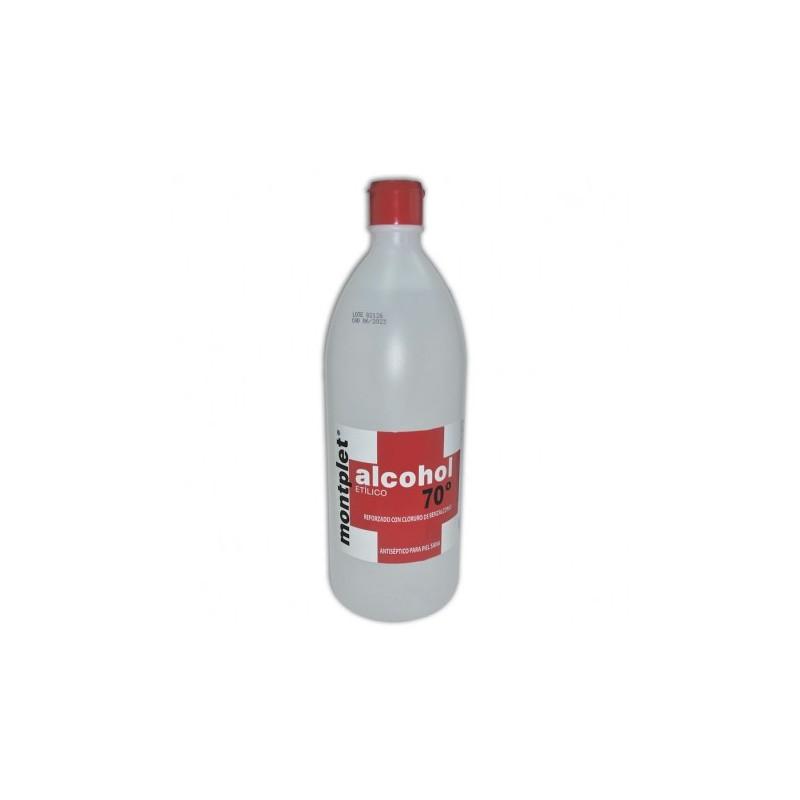 ALCOHOL 70 1L MONTPLET