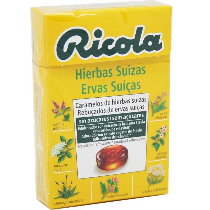 RICOLA CARAMELOS HIERBAS...