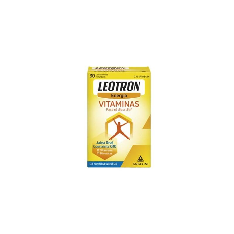 LEOTRON VITAMINAS 30 COMP