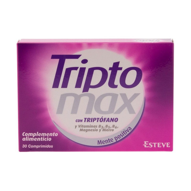 TRIPTOMAX VITAMINAS 30...