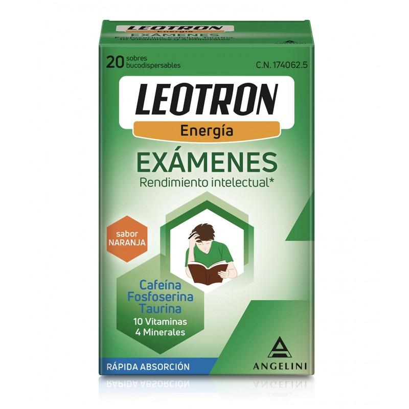 LEOTRON EXAMENES SOBRES...
