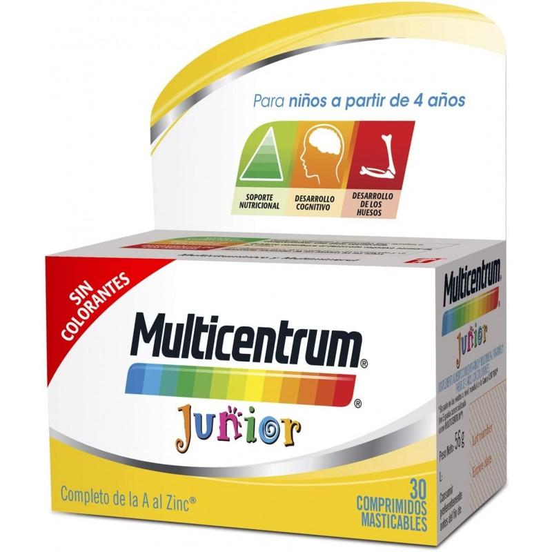 MULTICENTRUM COMPRIMIDOS...