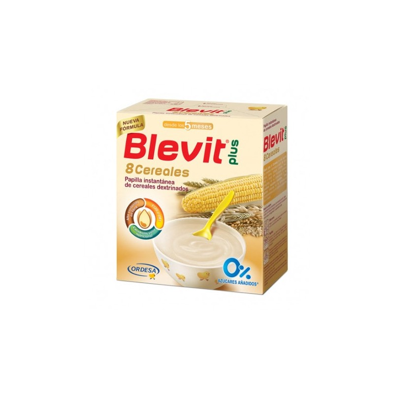 BLEVIT PLUS 8 CEREALES 5M...