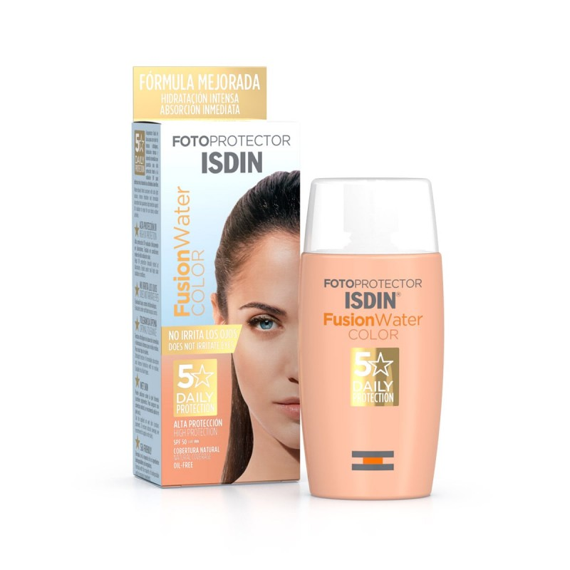 ISDIN FUSION WATER COLOR...