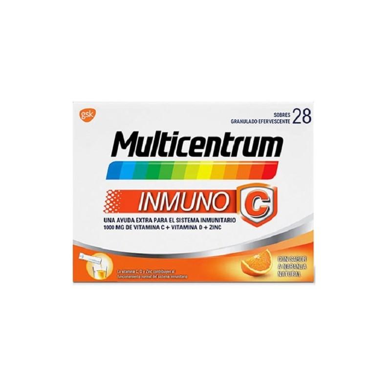 MULTICENTRUM INMUNO C 28UDS