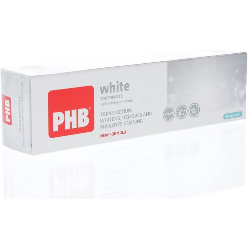 PHB PASTA DENTRIFICA WHITE...