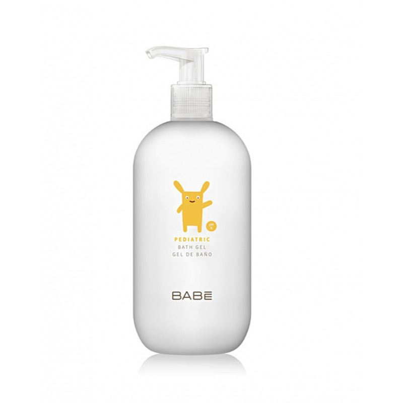 BABE PEDIATRIC GEL DE BAÑO...