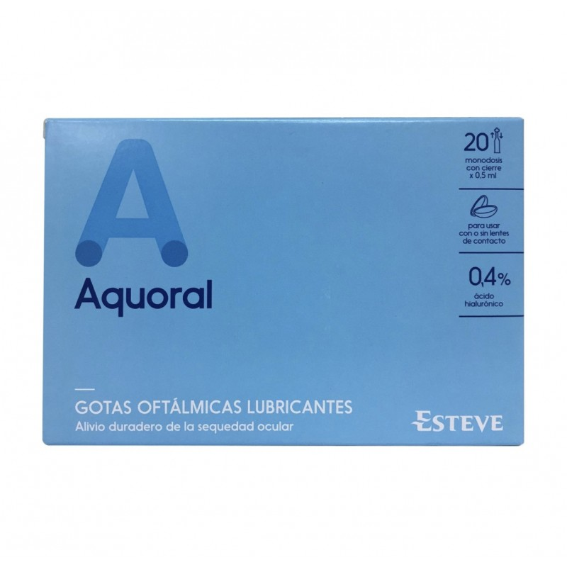 AQUORAL GOTAS OFTALMICAS 20...