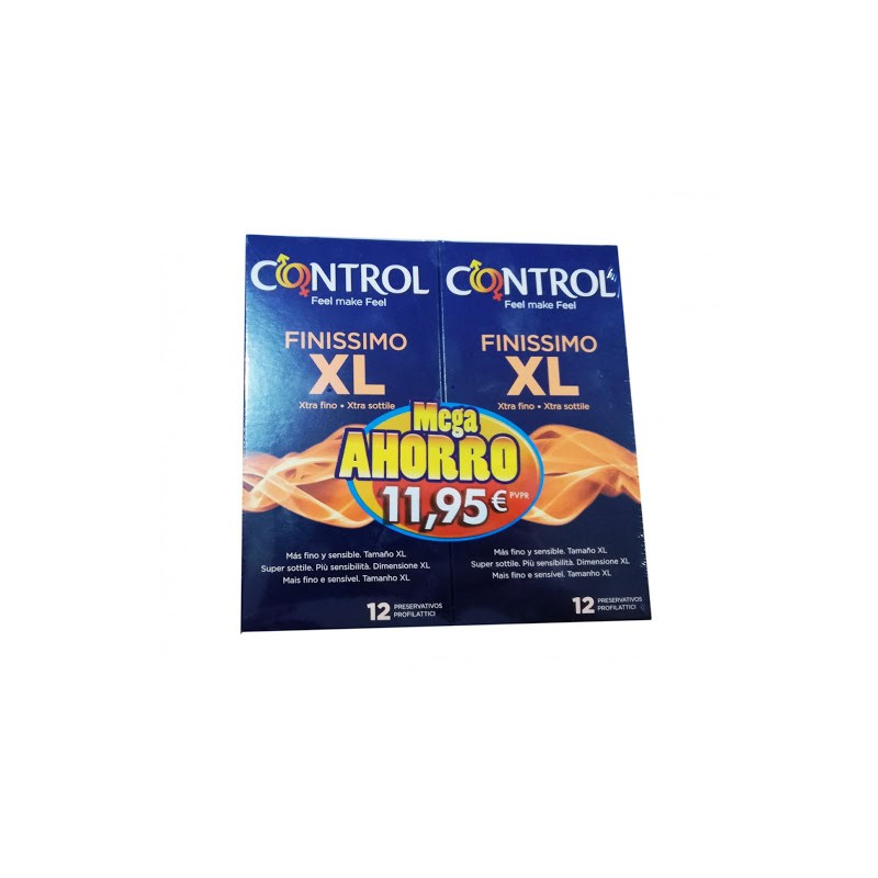 CONTROL FINISSIMO XL...