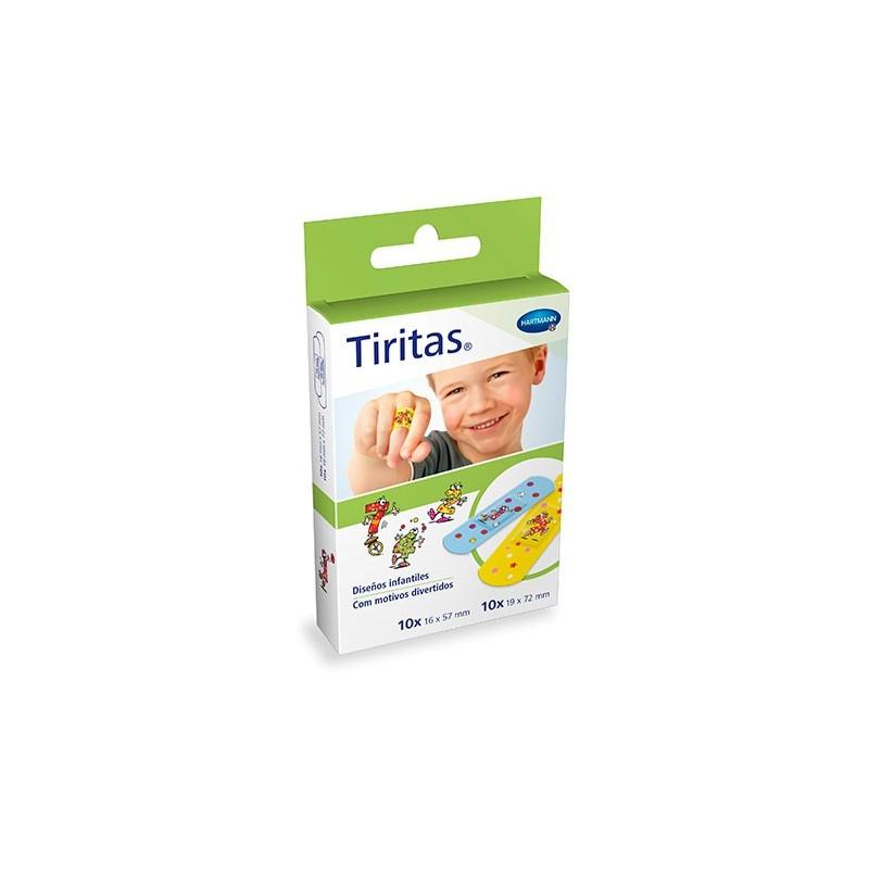 HARTMANN TIRITAS INFANTILES...