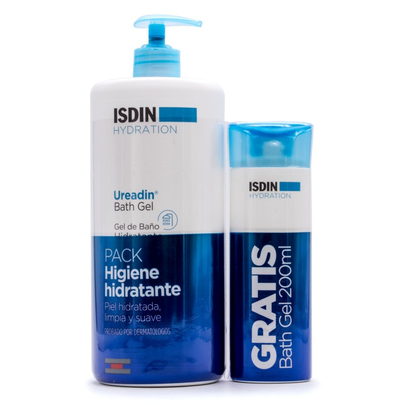 ISDIN UREADIN BATH GEL PACK...