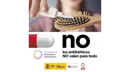Los antibióticos no valen para todo